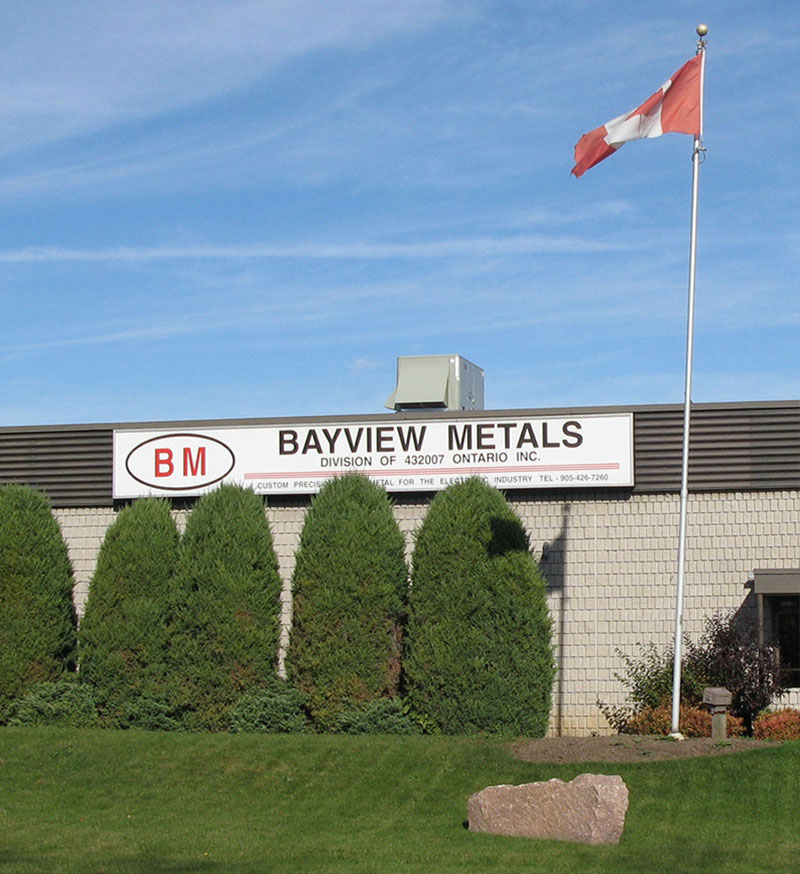 Custom Sheet Metal Manufacturing Mississauga